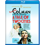 Produktbilde for A Tale of Two Cities (1935) / To Byer (BLU-RAY)