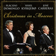 Produktbilde for Christmas In Moscow (CD)
