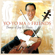 Produktbilde for Yo-Yo Ma - Songs Of Joy & Peace (CD)