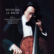 Produktbilde for Yo-Yo Ma - Bach: Unaccompanied Cello Suites (Remastered) (2CD)