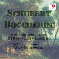 Produktbilde for Schubert, Boccherini: String Quintets (CD)