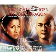 Produktbilde for Tan Dun: Crouching Tiger, Hidden Dragon (CD)