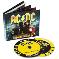 Produktbilde for AC/DC: Iron Man 2 - Deluxe Edition (m/DVD) (USA-import) (CD)