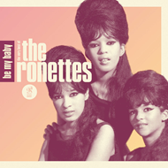 Produktbilde for Be My Baby - The Very Best Of The Ronettes (CD)