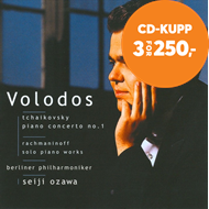 Produktbilde for Tchaikovsky: Piano Concerto No. 1 / Rachmaninoff: Solo Piano Works (CD)