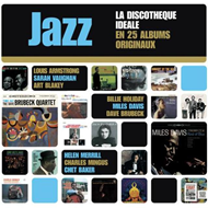 Produktbilde for Jazz - The Perfect Collection Vol. 1: 25 Original Albums (UK-import) (25CD)