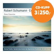 Produktbilde for Schumann: Piano Concerto in A Minor, Op. 54 & Grieg: Piano Concerto in A Minor, Op. 16 (CD)