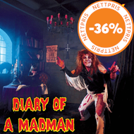 Produktbilde for Diary Of A Madman (Remastered) (CD)