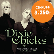 Produktbilde for Wide Open Spaces - The Dixie Chicks Collection (CD)