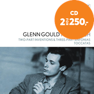 Produktbilde for Glenn Gould Plays Bach - Two-Part Inventions & Three-Part Sinfonias & Toccatas (3CD)