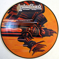 Produktbilde for Screaming For Vengeance - Special 30th Anniversary Edition (USA-import) (VINYL - Picture Disc)