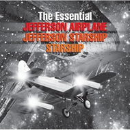 Produktbilde for The Essential Jefferson Airplane / Jefferson Starship / Starship (USA-import) (2CD)