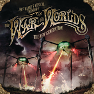 Produktbilde for The War Of The Worlds - Jeff Wayne's Musical Version: The New Generation (2CD)