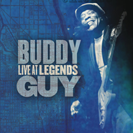 Produktbilde for Live At Legends (CD)