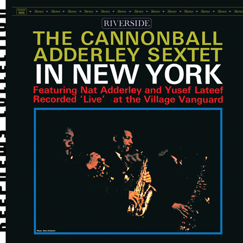 The Cannonball Adderley Sextet In New York (UK-import) (CD)