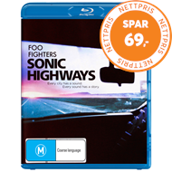 Produktbilde for Foo Fighters - Sonic Highways (BLU-RAY)