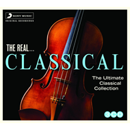 Produktbilde for The Real  Classical (3CD)