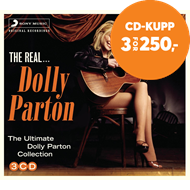 Produktbilde for The Real   Dolly Parton (CD)