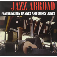 Produktbilde for Jazz Abroad - Limited Edition (VINYL - 140 gram - Clear)