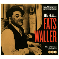 Produktbilde for The Real...Fats Waller (UK-import) (3CD)