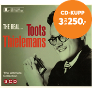 Produktbilde for The Real...Toots Thielemans (3CD)