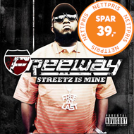 Produktbilde for Streetz Is Mine (USA-import) (CD)