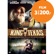 Produktbilde for King Of Texas (DVD)