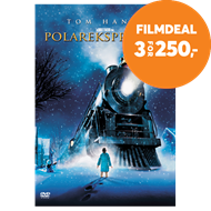 Produktbilde for Polarekspressen (DVD)