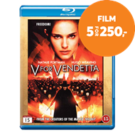 Produktbilde for V For Vendetta (BLU-RAY)