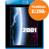 Produktbilde for 2001: A Space Odyssey (BLU-RAY)