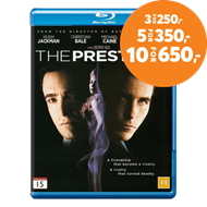 Produktbilde for The Prestige (BLU-RAY)