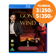 Produktbilde for Gone With The Wind (1939) / Tatt Av Vinden (BLU-RAY)