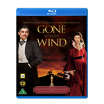 Gone With The Wind (1939) / Tatt Av Vinden (BLU-RAY)