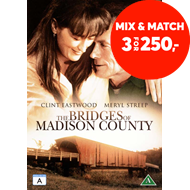 Produktbilde for Broene I Madison County (DVD)
