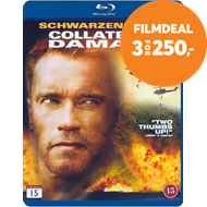 Produktbilde for Collateral Damage (BLU-RAY)