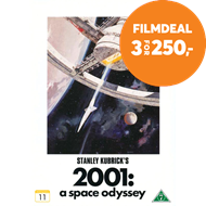 Produktbilde for 2001:  A Space Odyssey (DVD)