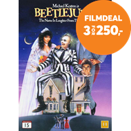 Produktbilde for Beetlejuice (DVD)