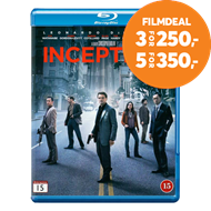 Produktbilde for Inception (BLU-RAY)