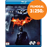 Produktbilde for Batman: The Dark Knight - Special Edition (BLU-RAY)