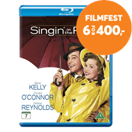 Produktbilde for Singin' In The Rain - 60th Anniversary Edition (BLU-RAY)