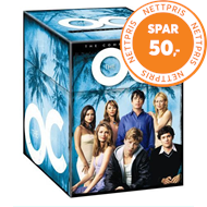 Produktbilde for The O.C. - Den Komplette Serien (DVD)