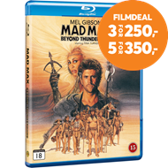 Produktbilde for Mad Max 3 - Beyond Thunderdome (BLU-RAY)