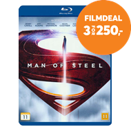 Produktbilde for Man Of Steel (BLU-RAY)