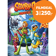 Produktbilde for Scooby-Doo! - Månemonstergalskap (DVD)