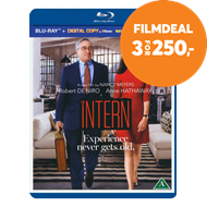 Produktbilde for The Intern (BLU-RAY)