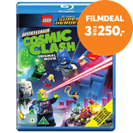 Produktbilde for LEGO Justice League - Cosmic Clash (BLU-RAY)