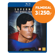 Produktbilde for Superman 4 (BLU-RAY)