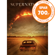 Produktbilde for Supernatural - Sesong 1-15 - The Complete Series (UK-import) (BLU-RAY)