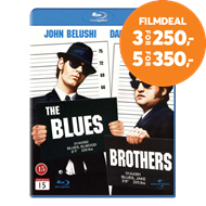 Produktbilde for The Blues Brothers - Augmented Reality (DK-import) (BLU-RAY)