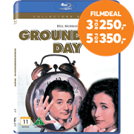 Produktbilde for Groundhog Day (1993) / En Ny Dag Truer (DK-import) (BLU-RAY)